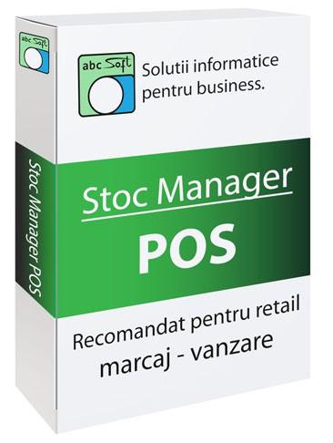 StocManager POS - program pentru vanzare si marcaj