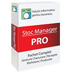 Stoc Manager PRO